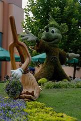 Mickey en Disney's Hollywood Studios