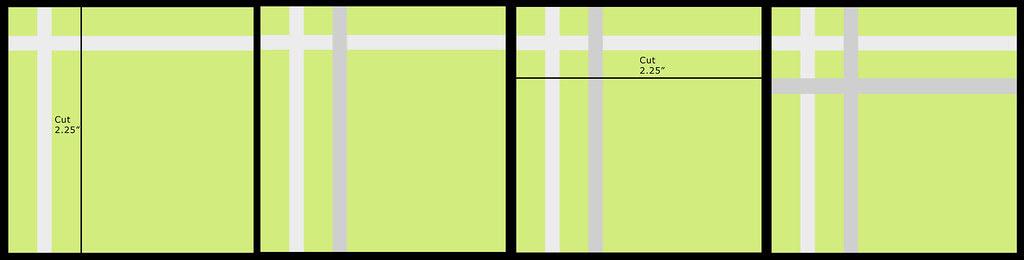 crossing quilt 5-9