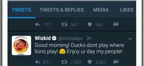 5 MOST HILARIOUS COMEBACKS MADE MY NIGERIAN MUSICIAN IN 2017
