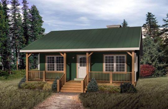 Casas de madera prefabricadas ideas para construir casas for Como disenar una casa de campo