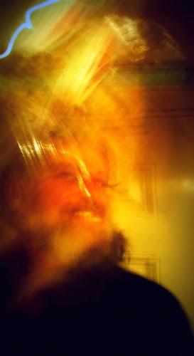 A Light Painted Portrait by ReidOriginals slowly catching up