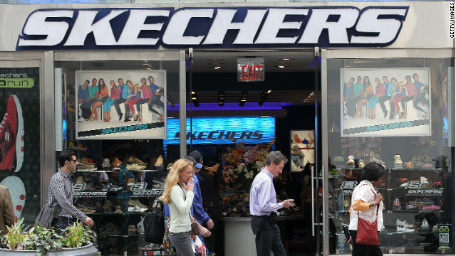 Skechers agrees to pay a $40 million fine over