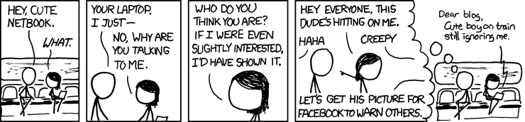 xkcd comic about creepiness