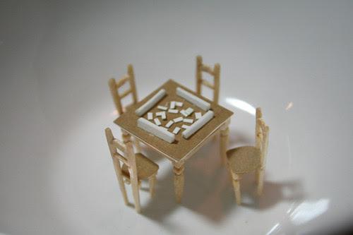 Mahjong detail