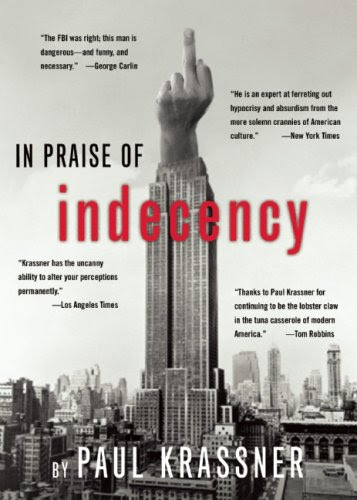 cover of In Praise of Indecency