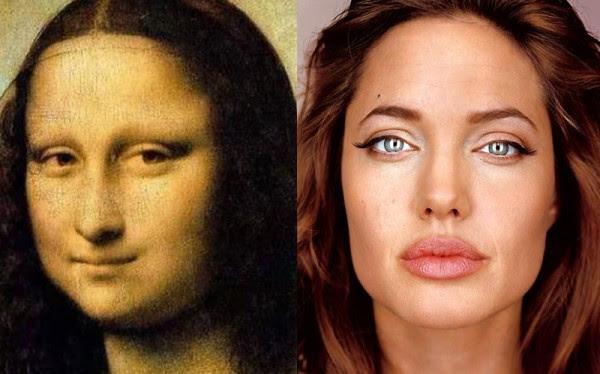 Mona Lisa pós-moderna