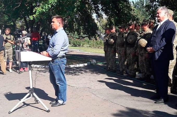 Украина поставила Европе ультиматум