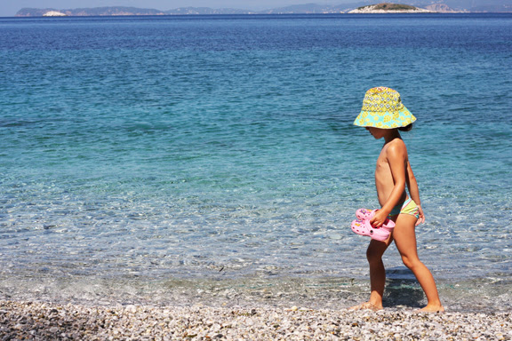 Skopelos, Hovolo beach