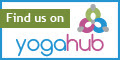 Find us on  Yoga Hub | Yoga with Deborah
