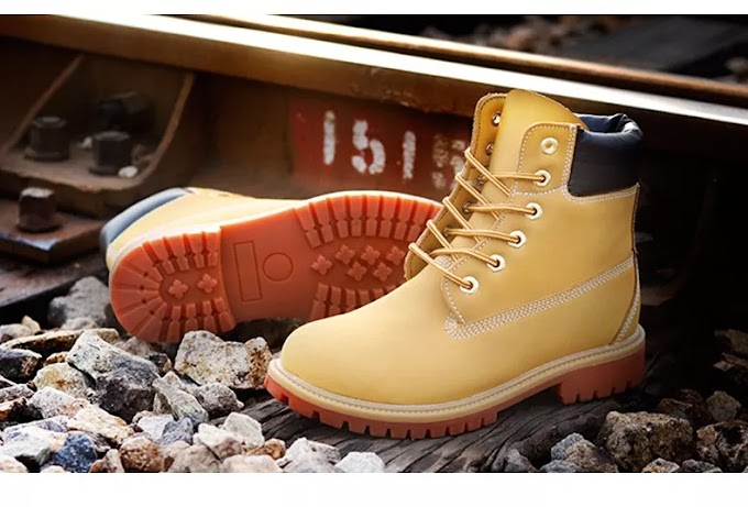 High Ankle Antistatic Waterproof Anti-skid Safety Boots Resistant Winter Working Shoes