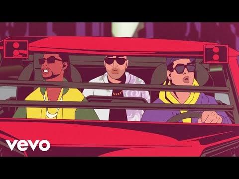 """Gotay """"El Autentiko"""", Ozuna, Wisin - Más De Ti (Animated Video) + Letra"""