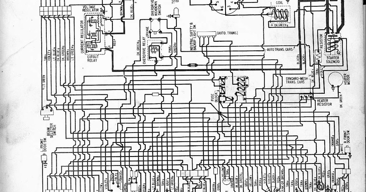 27 American Auto Wire Wiring Diagram