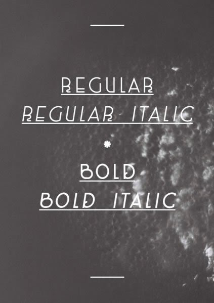 8 New Free Fonts for your Library