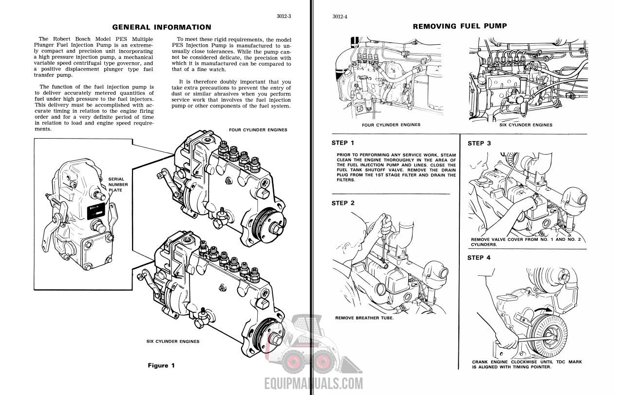 Case 970 1070 Tractor Repair Manual