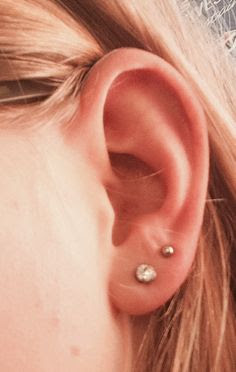 Double Ear Piercing Jewelry Cost Pictures Body Piercing Magazine