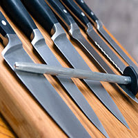 Cuidados del cuchillo