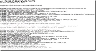 Alpineum Preis