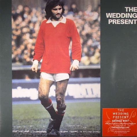 The WEDDING PRESENT George Best vinyl at Juno Records.