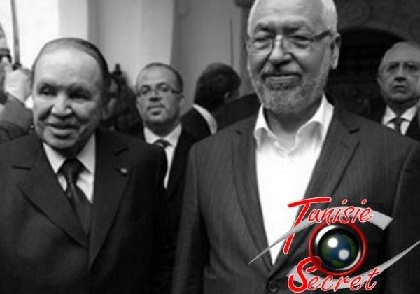 Bouteflika a sauvé Ghannouchi d'un scénario à l'égyptienne