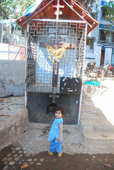 The Municipal Commissioner Has Condemned Jesus To Death Again by firoze shakir photographerno1