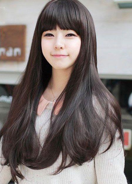 iKoreani most beautiful hair color hair phenomenon