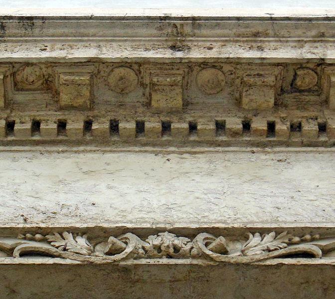 File:RomaSMariaCMarzioFacciataEsterna4(part).jpg