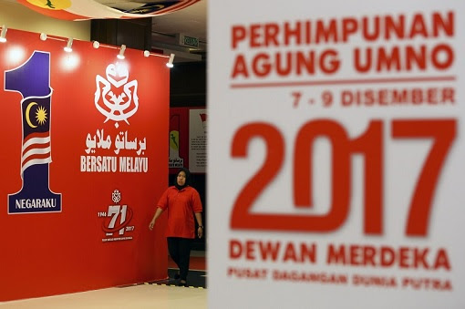 UMNO General Assembly 2017