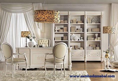 desain ruang kerja kantor mewah - desain dekorasi rumah