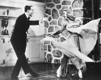 Carefree-The Yam-Fred Astaire Ginger Rogers