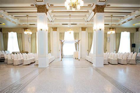 Ceremony Site   Crystal Ballroom   Hotel Lafayette