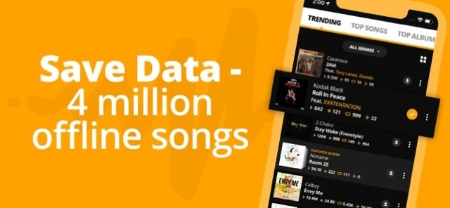 Audiomack Apk - Ücretsiz Müzik İndirme Uygulaması