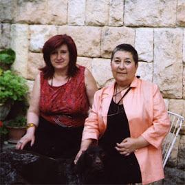 Montse Lletjós y Montse Vidal - 2005.