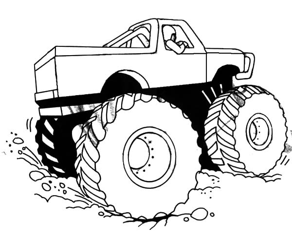 Monster Mutt Coloring Pages at GetColorings.com | Free ...