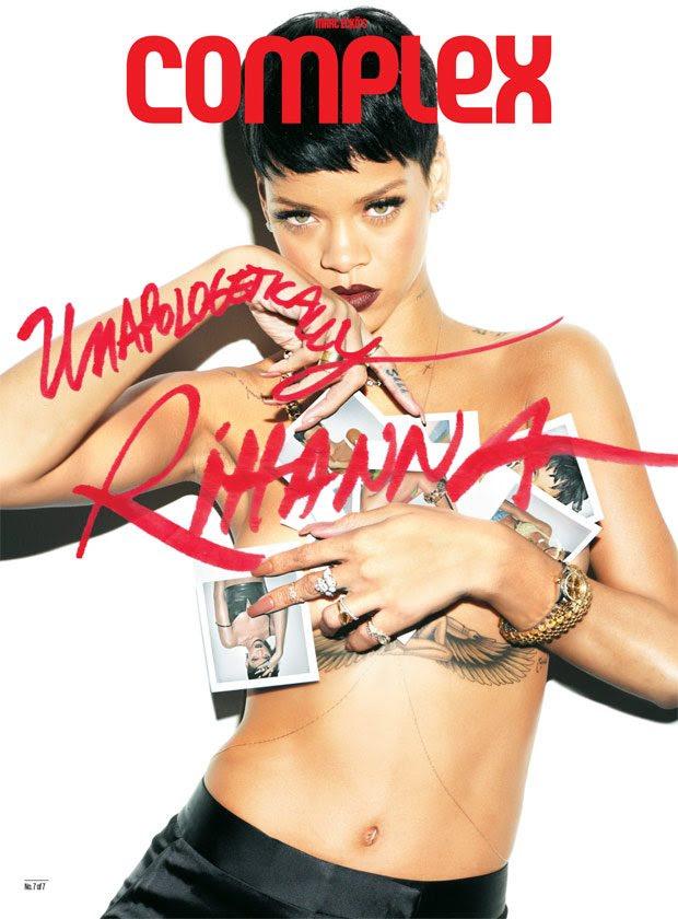 rihanna 2013 complex magazine unapologetic