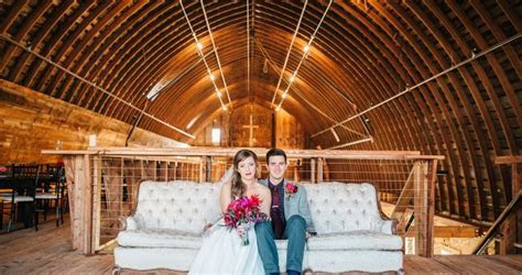 Barn Wedding Venue in Minnesota   Historic John P. Furber Farm