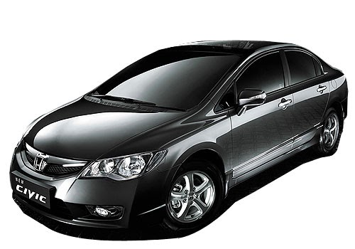 new cars launch in india new honda civic to launch in india by next year. Black Bedroom Furniture Sets. Home Design Ideas