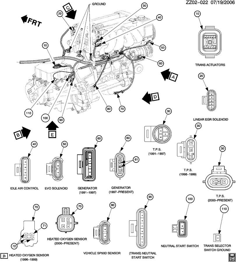 2004 Saturn Ion Engine Diagram - Wiring Diagram