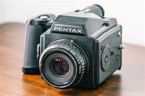 Pentax 645 Camera Review   The Best Entry Level Medium