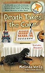 Death Takes the Cake by Melinda Wells