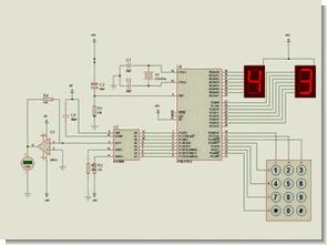 Cung cấp điện lập trình với 8.051