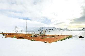 Estação Comandante Ferraz em foto de 2009