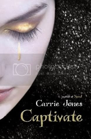 Captivate by Carrie Jones