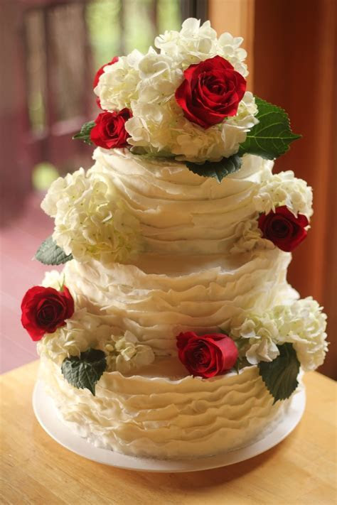 25 Best images about 4th of july wedding cakes on