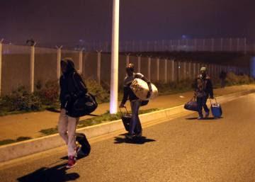Francia se prepara para el desalojo de 7.000 migrantes de la Jungla de Calais