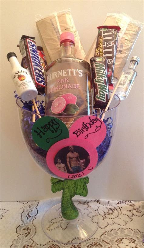 XXL Magic Mike Movie themed birthday gift.   Adult Party