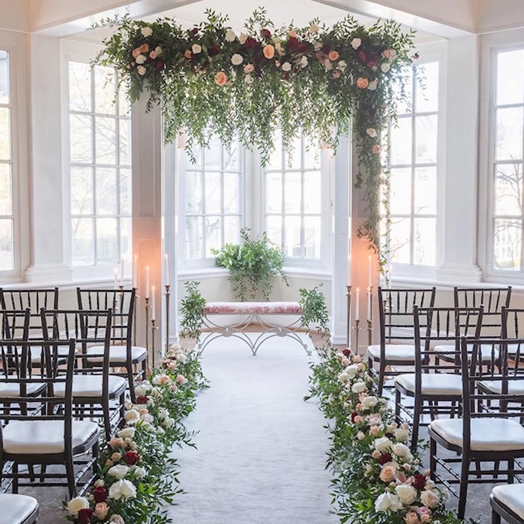 26 Simple Church Wedding Decorations Ideas For 2021