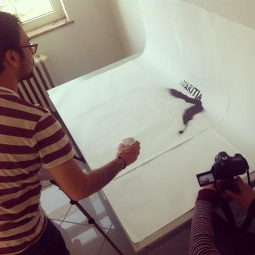 avaritia shooting, burak kaleli /// d-olduruş workshop at hü design workshop/ analog kinetic typography workshop by me #shot #shooting #fe #burak #typography #analog #kinetic #workshop #