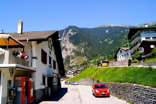 Le Chable, Switzerland