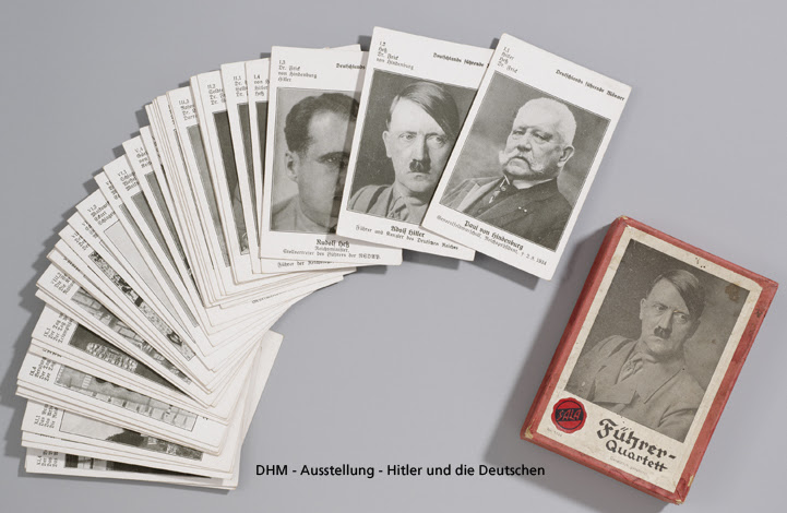Fuhrer Quartet Card Game