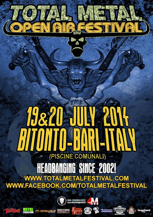 Total Metal Open Air Metal Festival 2014